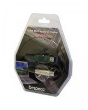 BESPECO BMUSB200 INTERFACCIA XLR-USB