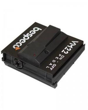 BESPECO VM22 PEDALINO CONTROLLO CON LED RAEE01