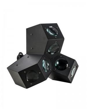 SAGITTER LEDOBEY LUCI LED 6 USCITE 18X3W LED RGB