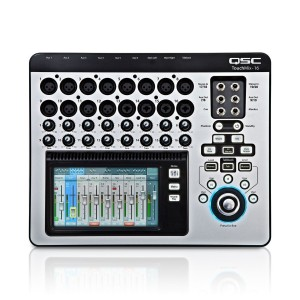 QSC TOUCHMIX 16 MIXER DIGITALE 16 CANALI WI-FI