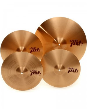 PAISTE PST7 LIGHT SESSION SET  PA 170SS16