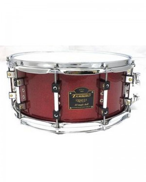 "TAMBURO TB SN1365RDSPK RULLANTE 13""X6,5"" RED SPARKLE"