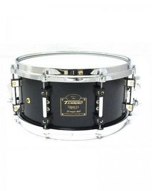 "TAMBURO SN1465DKBR RULLANTE 14""X6,5"" DARK BROWN"