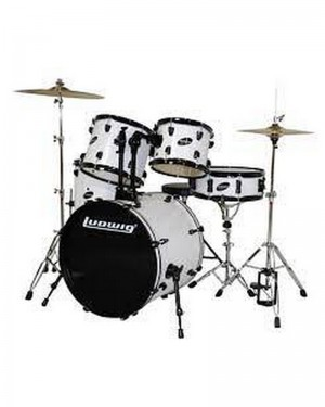 LUDWIG DIR ACCENT FUSION BIANCA LC1708