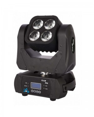 SAGITTER MOVING HEAD CLUB PIXEL 4X10W RGBW/FC