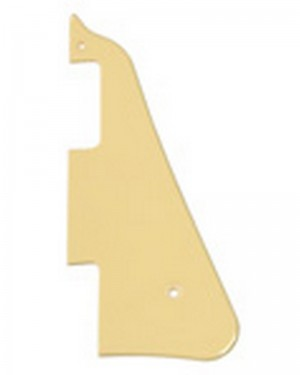 ALL PARTS CREAM PICKGUARD FOR LES PAUL PG 0800-028 BATTIPENNA