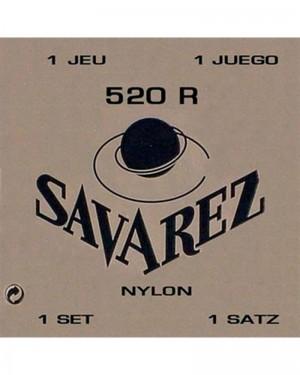 SAVAREZ 520-R MUTA DI CORDE PER CHITARRA CLASSICA