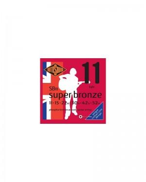 ROTOSOUND SB11 SUPER BRONZE SB11 11-52