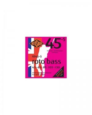 ROTOSOUND ROTO BASS RB45-5 45-130