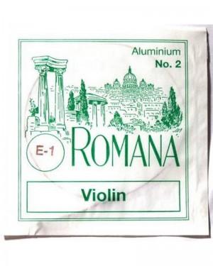 ROMANA MUTA DI CORDE PER VIOLINO IN ACCIAIO