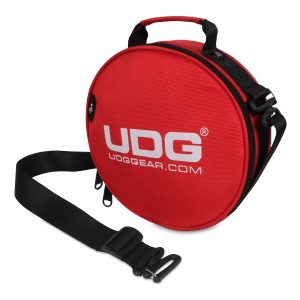 UDG ULTIMATE DIGI HEADPHONE BAG RED