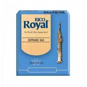 RICO ROYAL ANCIA SAX SOPRANO 2,5 JDRIB1025