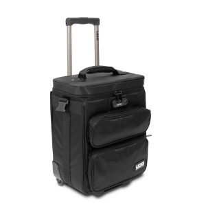 UDG ULTIMATE DIGI BTROLLEY TO GO BLACK ORANGE INSIDE