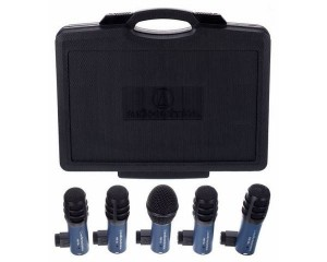 AUDIO-TECHNICA MBDK5 SET MICROFONI PER BATTERIA