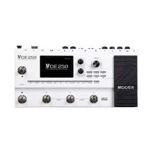 MOOER GE250 GUITAR MULTI EFFECTS PROCESSOR