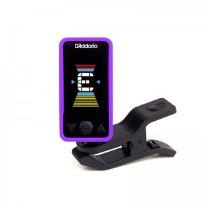 D'ADDARIO PW-CT-17PR ACCORDATORE ECLIPSE HEADSTOCK TUNER VIOLA