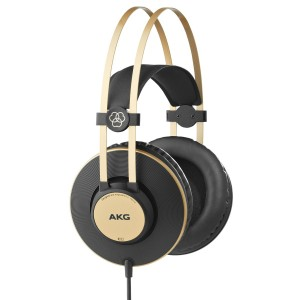 AKG K92 CUFFIE MONITOR OVER-EAR CHIUSE NERE