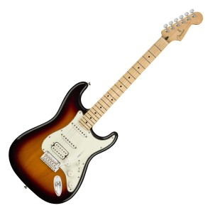 FENDER PLAYER STRATOCASTER HSS MN 3-COLOR SUNBURST