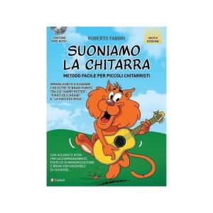 ROBERTO FABBRI - SUONIAMO LA CHITARRA 1 + CD NUOVA RISTAMPA
