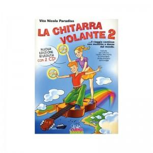 PARADISO - LA CHITARRA VOLANTE VOL. 2 + CD