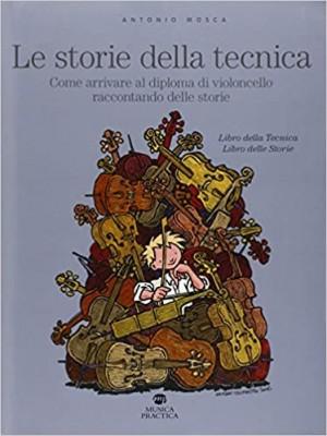ANTONIO MOSCA - LE STORIE DELLA TECNICA