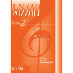 IL NUOVO POZZOLI VOLUME 2 TEORIA MUSICALE