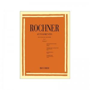 O. ROCHNER - AVVIAMENTO ALLO STUDIO DEL PIANOFORTE VOL. 1