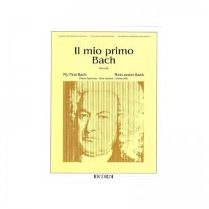 IL MIO PRIMO BACH - PRIMO FASCICOLO - PIANOFORTE