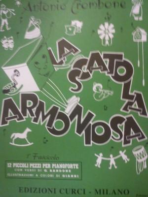 ANTONIO TROMBONE - LA SCATOLA ARMONIOSA