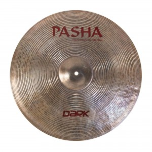 "PASHA' DARK BREEZE CRASH 18"" DBZ-C18"