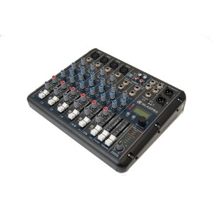 AUDIO TOOLS ML42FBU MIXER PROFESSIONALE 8 CANALI USB/BLUETOOTH