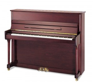 RITMULLER UP121RB PIANOFORTE ACUSTICO