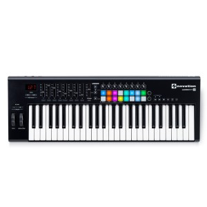 NOVATION LAUNCHKEY 49 MASTER KEYBOARD CONTROLLER