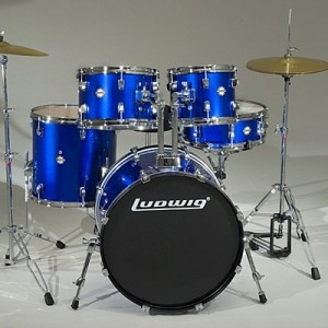 LUDWIG ACCENT DRIVER BLUE LC175X-9