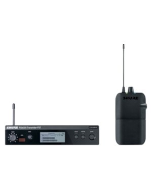 SHURE PSM 300 PERSONAL MONITOR SYSTEM P3TER-K3E