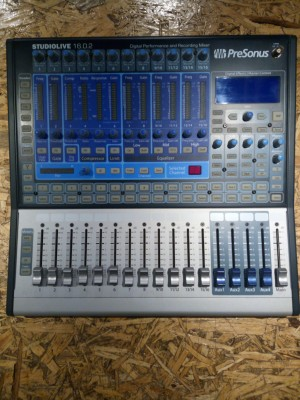 PRESONUS STUDIO LIVE 16.0.2 PLUS MIXER DIGITALE - EX DEMO -