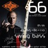 ROTOSOUND 43-110 LONG SCALE BiLLY SHEEHAN CUSTOM GAUGE BS66 SWING BASS STAINLESS STEEL ROUNDWOUND