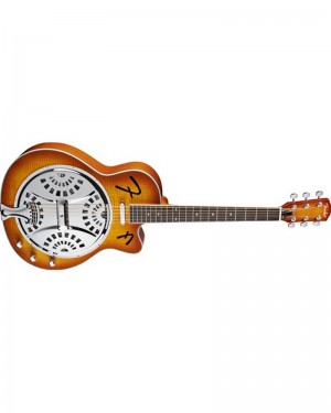 FENDER  DOBRO FR 50CE RESONANT SB