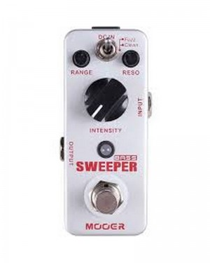 MOOER SWEEPER BASS FILTER