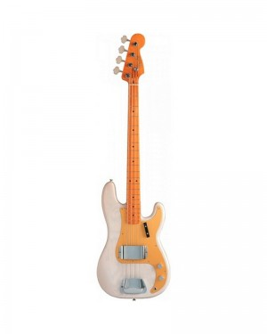FENDER 57 PRECISION BASS USA WHITE BLONDE