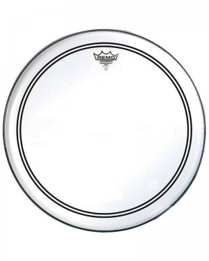 "REMO PELLE POWERSTROKE 3 CLEAR  22"" P3-1322-C2"