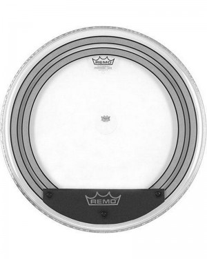 "REMO PELLE POWERSONIC CLEAR 18"" PW-1318-00"