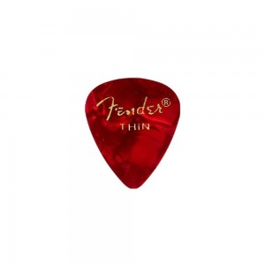 FENDER 351 RED MOTO GROSS THIN