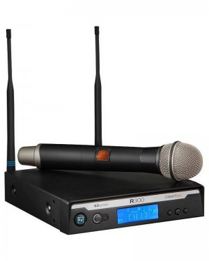 ELECTRO VOICE R300HD SISTEMA WIRELESS HANDHELD CON MICROFONO