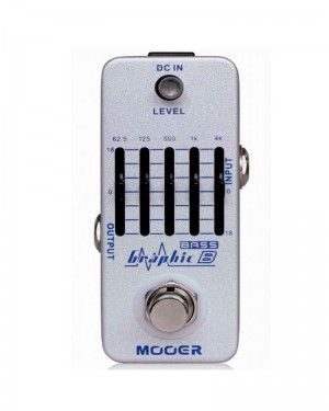 MOOER GRAPHIC BASS
