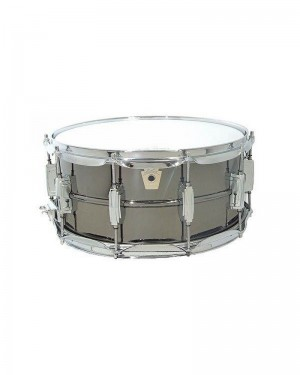 LUDWIG LB417 RULLANTE 6,5X14 BLACK BEAUTY BRASS PHONIC