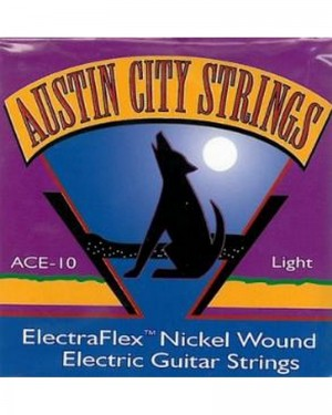 AUSTIN CITY STRINGS ACE 010-046 LIGHT ELECTRA FLEX