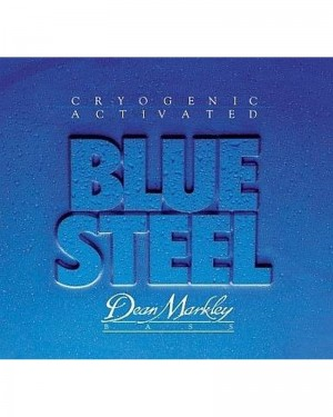 DEAN MARKLEY ELECTRIC BASS STRINGS BLUE STEEL 5 STG 45-128 DM 2679
