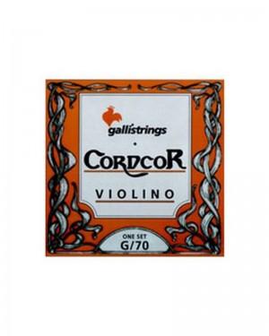 GALLI CORDE PER VIOLINO G 70 ONE SET CORDCOR
