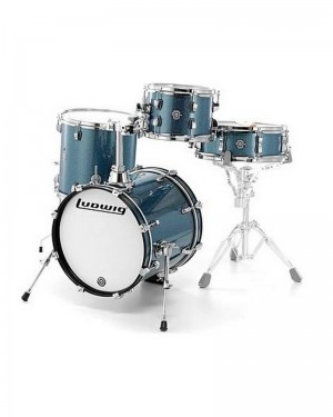 LUDWIG  BREAKBEAT QUESTLOVE  AZURE SPARKLE